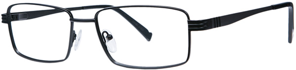 Prescription Safety Glasses - ArmouRx Titanium Collection 8002 (Grey) - side view