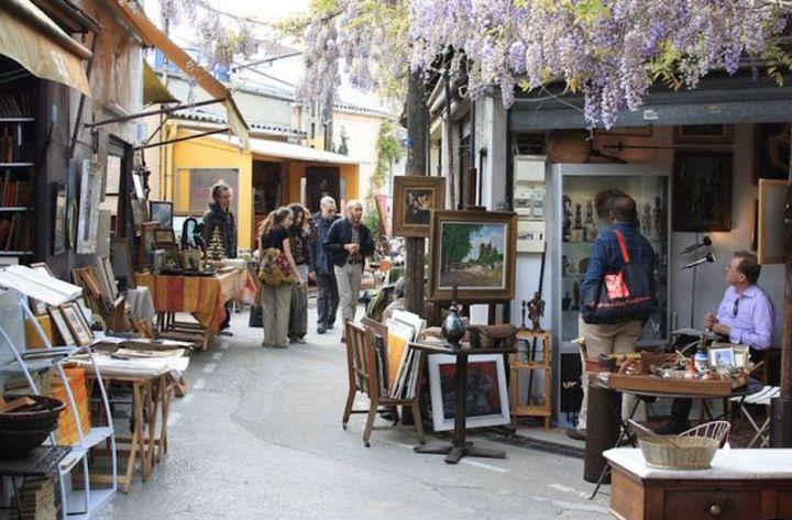 Marché aux Puces de Saint-Ouen - Clignancourt