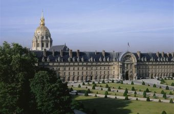 Musée de l'Armée. Hotel des Invalides