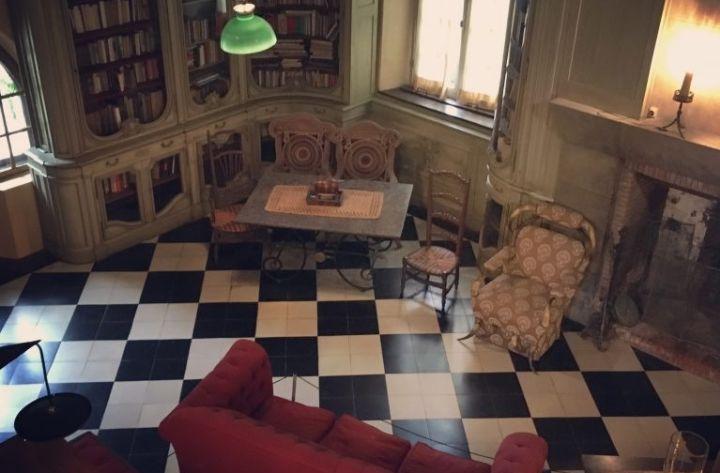 Maison Elsa Triolet-Aragon
