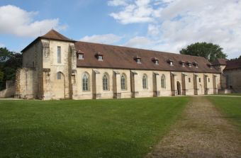Abbaye de Maubuisson, site d'art contemporain