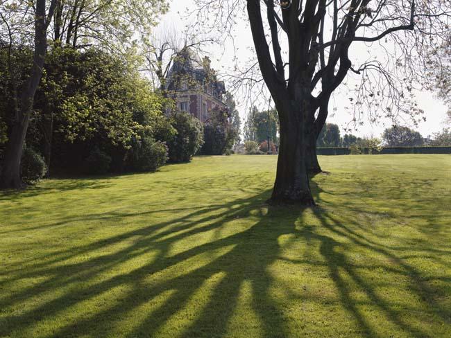 Parc du musée Rodin à Meudon