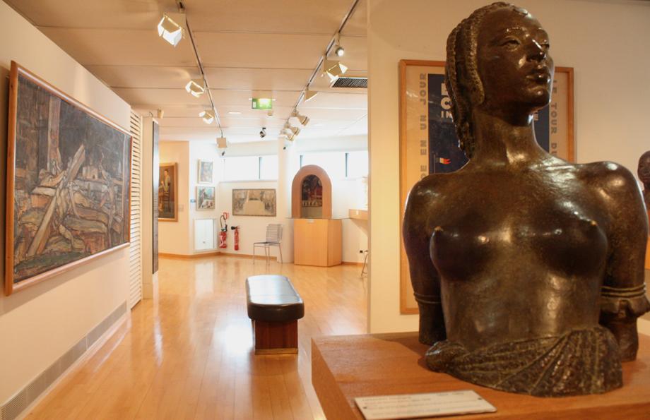 Musée des années 30 à Boulogne / © Hélène Haus