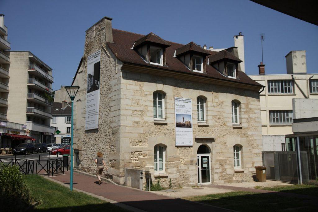 Maison Doisneau à Gentilly / DR