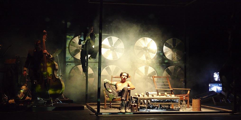 Le Cirque électrique aux Lilas / DR