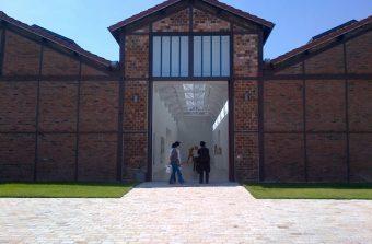 Ropac : la cathédrale de l'art contemporain