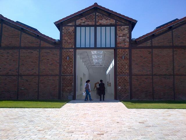 Galerie Ropac à Pantin / DR