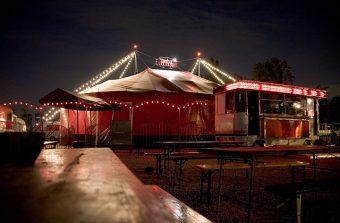 Flips et volts-face au Cirque électrique