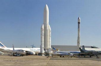 Arianespace déroule son fil au Bourget