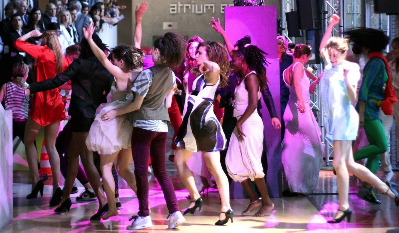 Centre national de la danse à Pantin © Anne-Sophie Voisin / CND