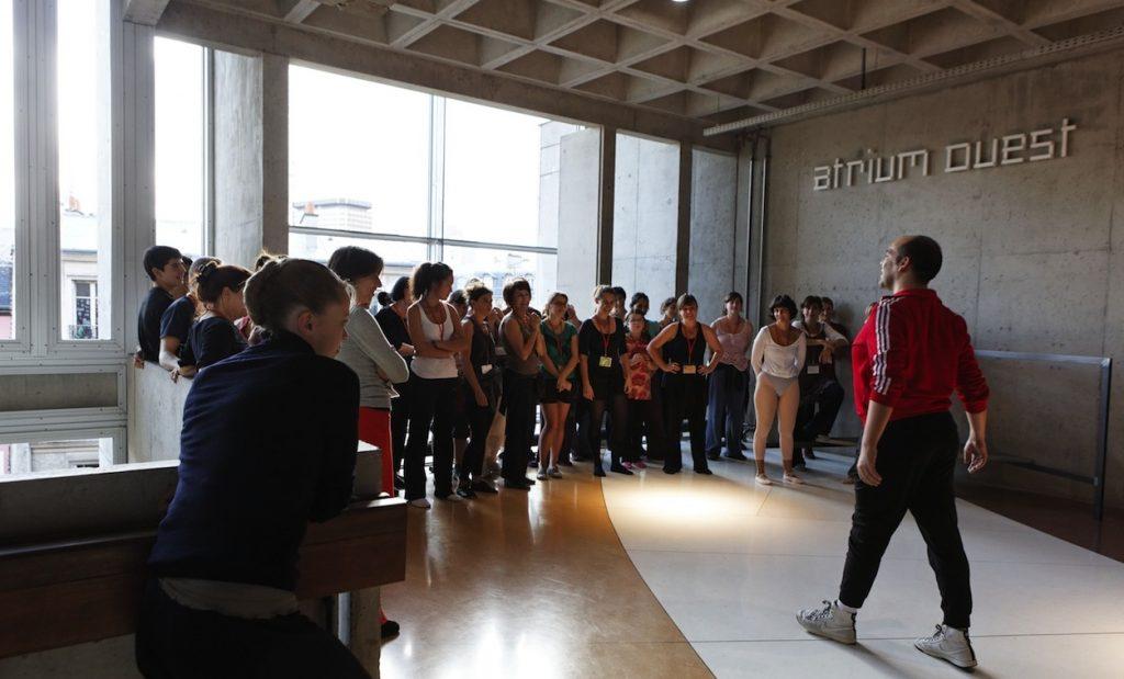 Centre national de la danse à Pantin © Christophe Raynaud de Lage / CND