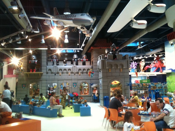Playmobil funpark à Fresnes
