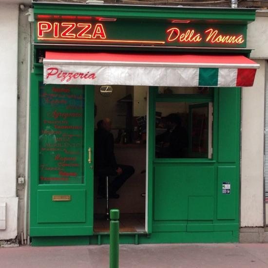 Pizza della nonna à Malakoff / DR