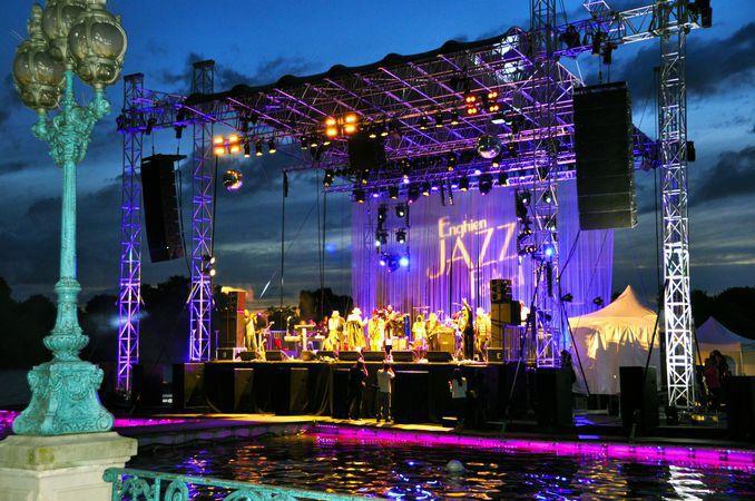 Enghien jazz festival © Norma Le Guillerm