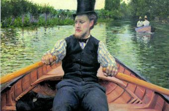 Gustave Caillebotte : Y'a pas photo !