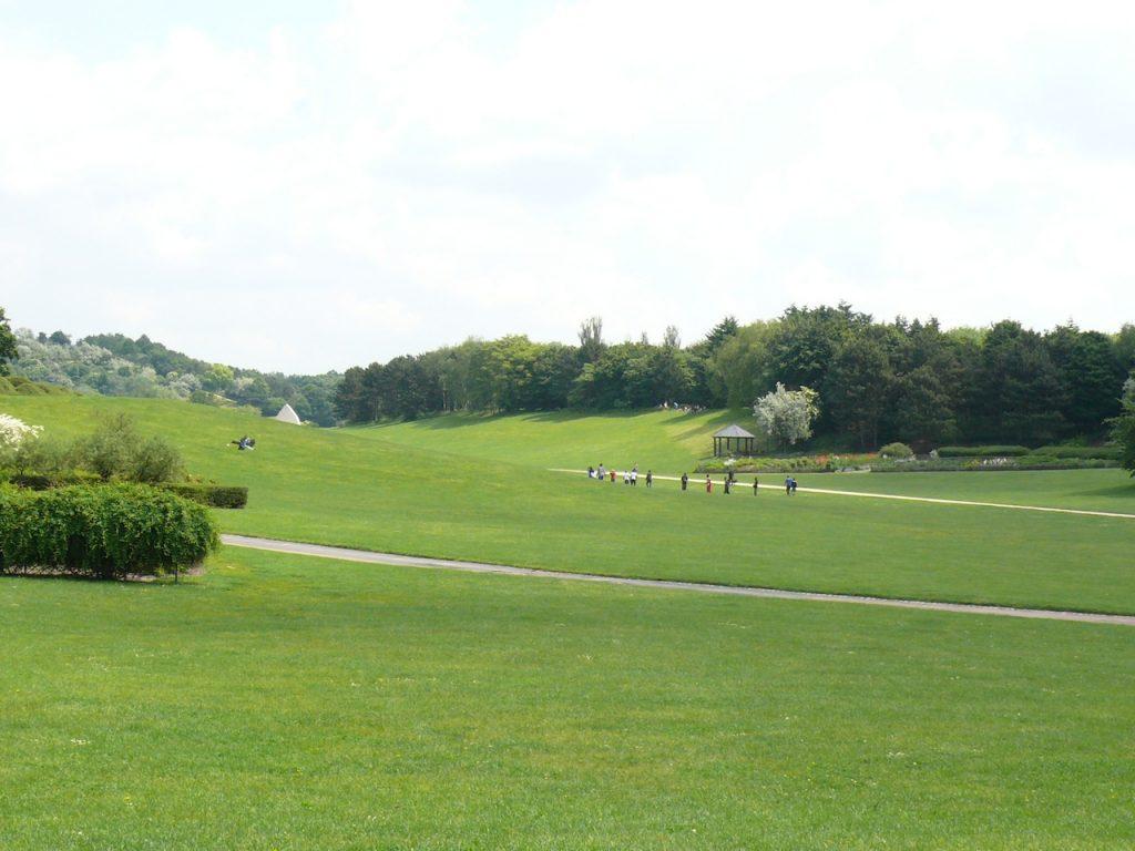 Parc de la Courneuve © Wikipédia