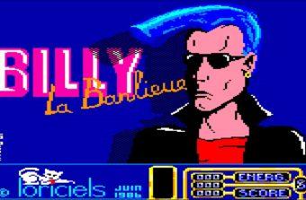 Billy la banlieue, loubard en tiags et en pixels