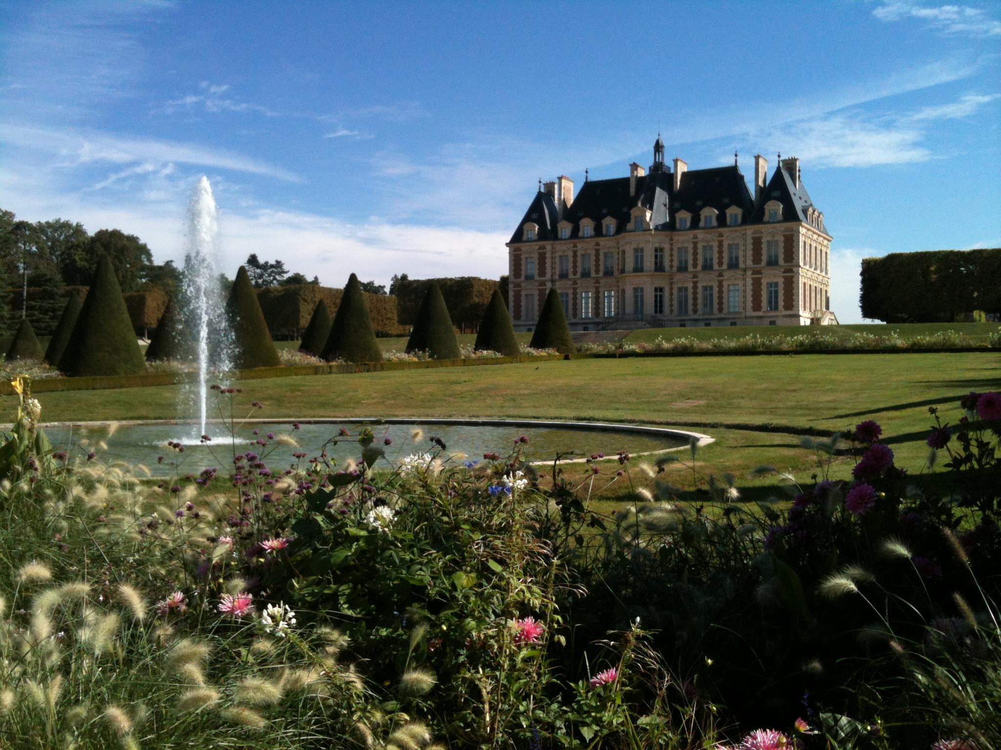 Bien connu Sceaux : trois parcs en un - Enlarge your Paris QO47