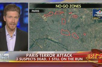 Paris diffamée mais Paris remontée contre Fox News