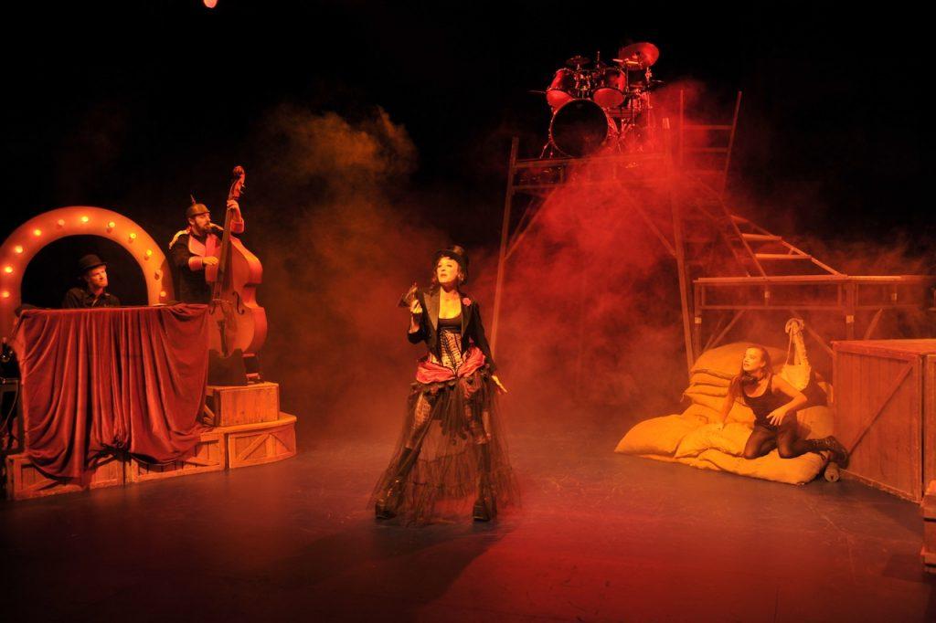 Théâtre de la Belle étoile à Saint-Denis