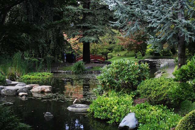 Jardin Albert Kahn / DR