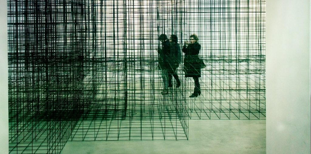 Matrix 2 de Gormley