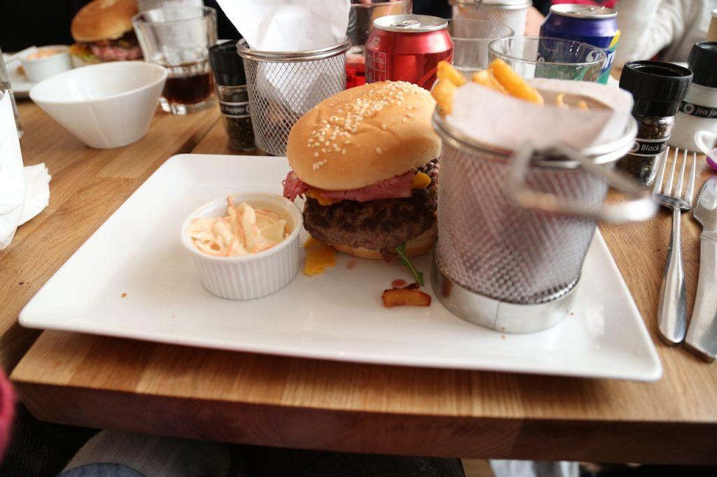 Tough Burger à Boulogne