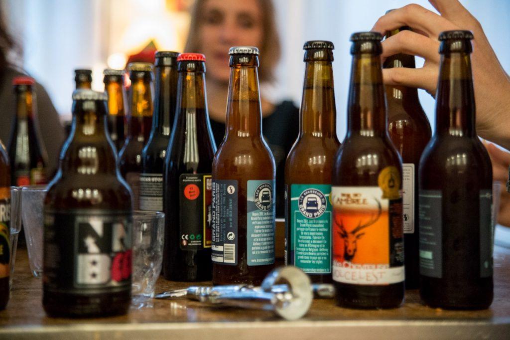 Testing bières Île-de-France