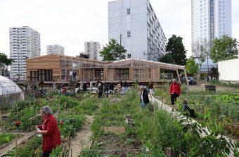 La ferme urbaine de Colombes forcée de prendre son envol