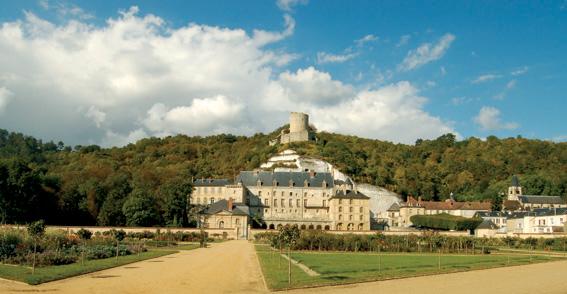 Château de La Roche-Guyon /  © Château de La Roche-Guyon