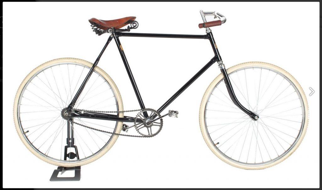 Le vélo indien