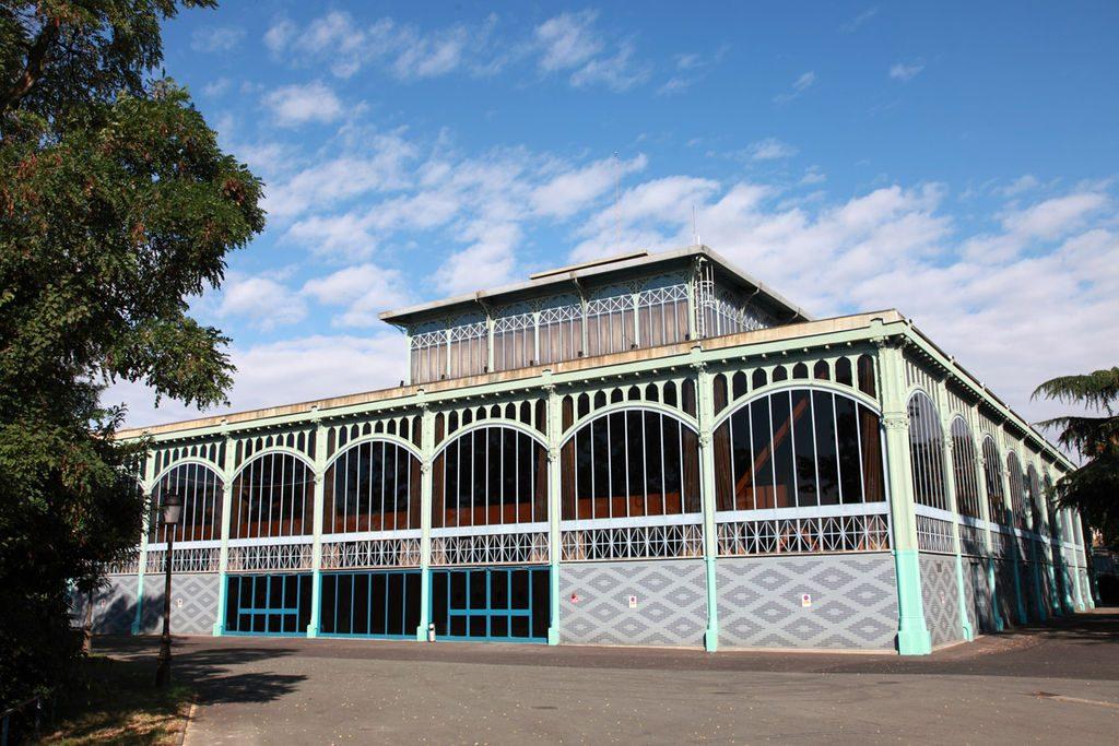 Pavillon Baltard à Nogent / © Wikipédia