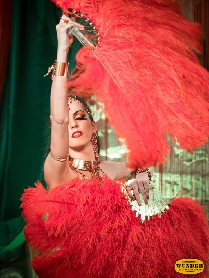 Velena Rossa The Lettingo Cabaret / DR