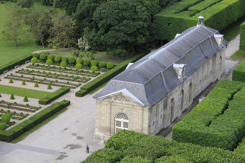 Orangerie du Domaine de Sceaux /  © Olivier Ravoire