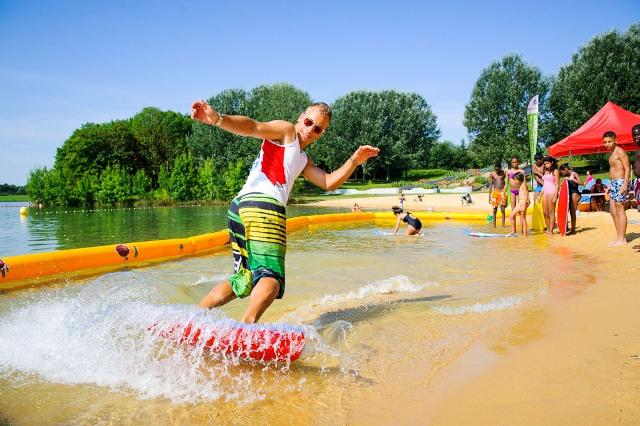 Village sportif d'été à Vaires-Torcy / ©  UCPA