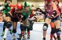 Patins à roulettes et micro-short : Le roller derby s'invite à Fontenay-aux-Roses