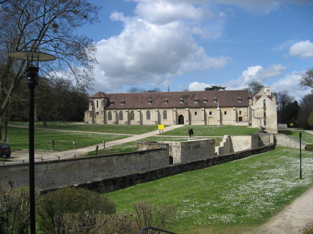 Abbaye de Maubuisson / © Val d'Oise