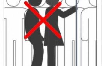 Le harcèlement dans les transports vu par les hommes