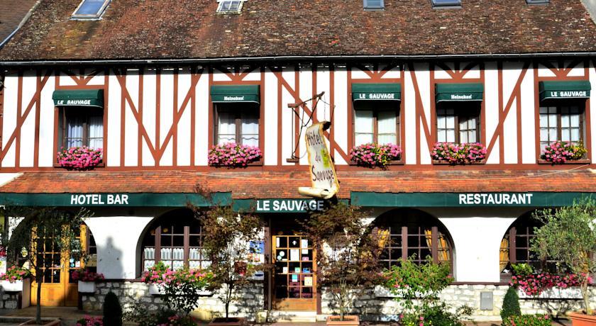 Restaurant du Sauvage à la Ferté-Gaucher / © Restaurant du Sauvage