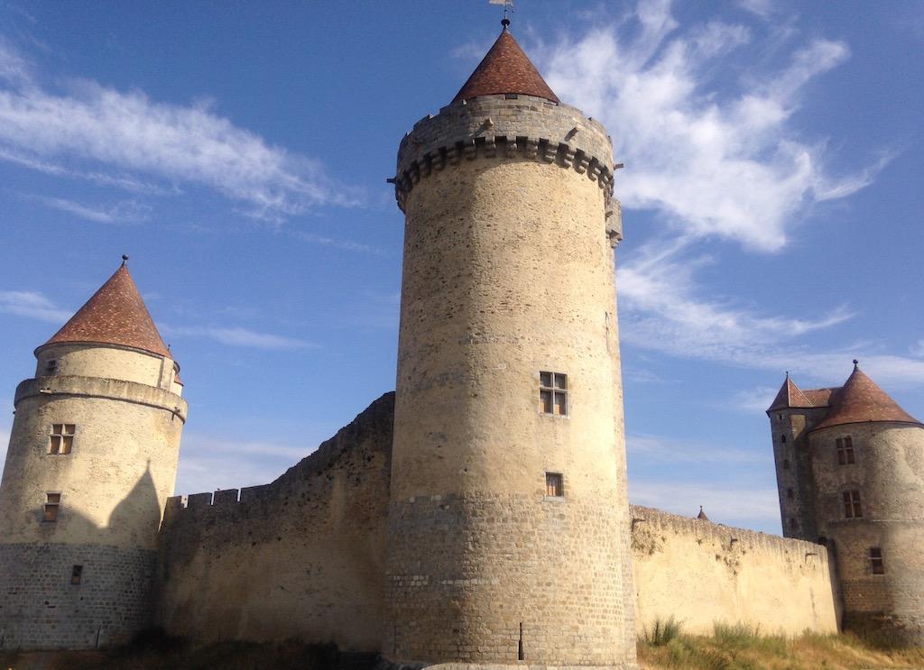 Château de Blandy-les-Tours © Steve Stillman