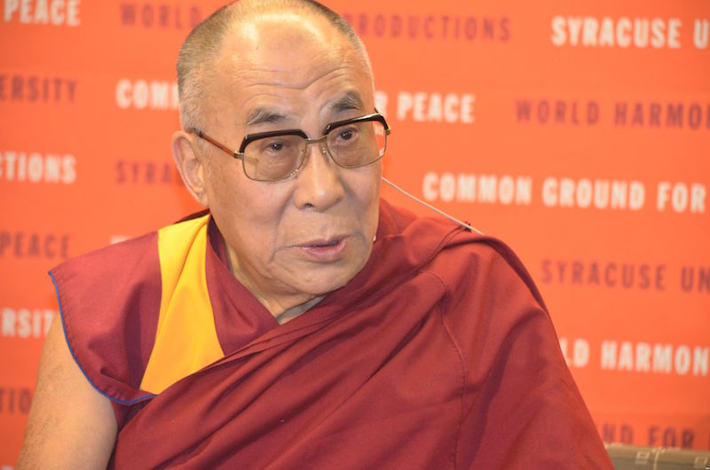 Le Dalaï-Lama / © Wikipédia