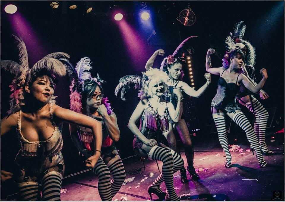 cabaret Les Filles de joie
