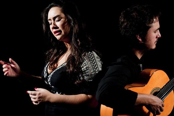 Cours de Flamenco avec Encarna Anillo