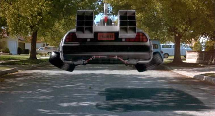 DeLorean / © Wikia