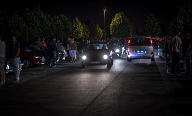 Les vendredis soirs à Carré Sénart, c'est soirée Tuning. (Essonne Info)