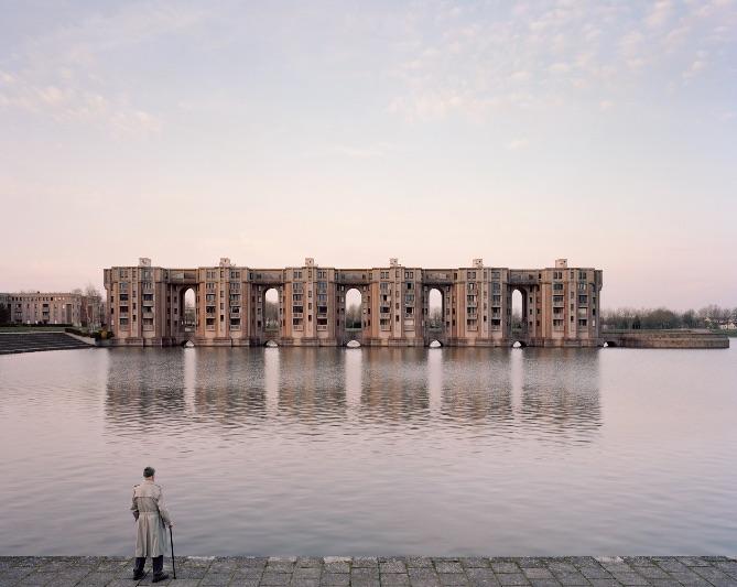 Le Viaduc et les Arcades du Lac, Montigny-le-Bretonneux / © Laurent Kronental