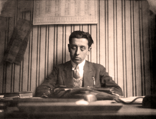 robert desnos photo