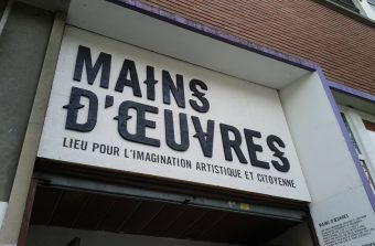 La friche culturelle Mains d'oeuvres expulsée à Saint-Ouen