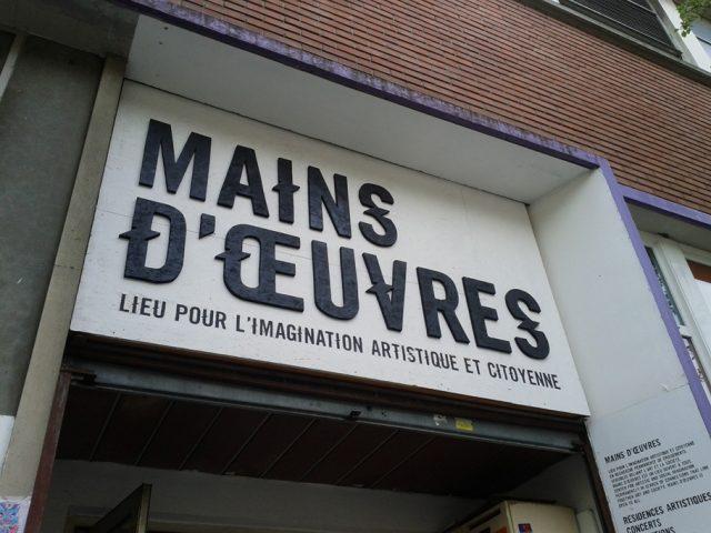 Mains d'Oeuvres à Saint-Ouen / © Mains d'Oeuvres