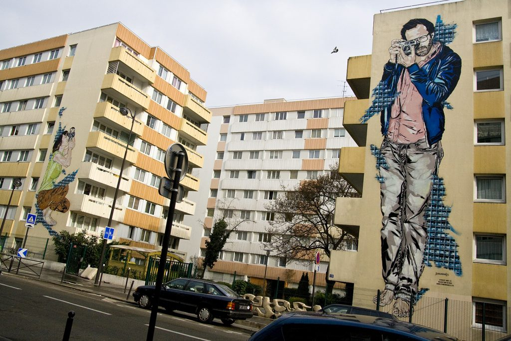Street art Paris 13e / DR